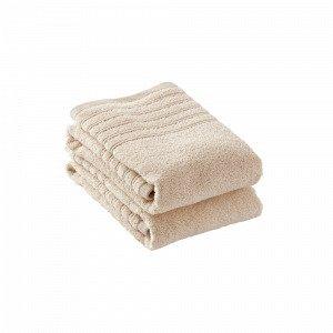 Jotex Enya Pyyhkeet Ekologinen Valkoinen 2-Pakkaus