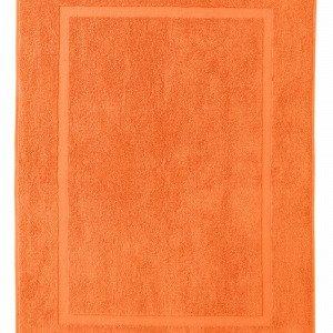 Jotex Happy Kylpyhuonematto Oranssi 50x80 Cm