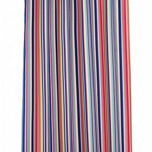 Jotex Happy Stripe Suihkuverho Monivärinen