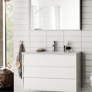 Kalusteryhmä Hafa Original 1200 allaskaappi + peili valkoinen