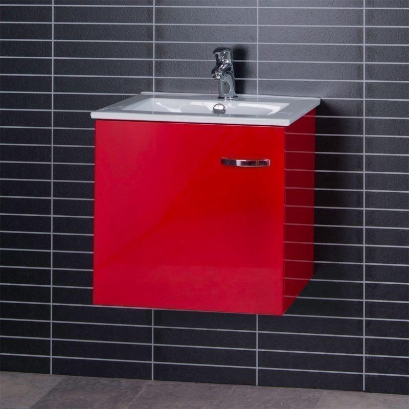 Kalusteryhmä Tammiholma LM3036 punainen
