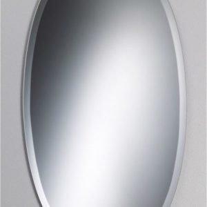Kehyksetön peili Cecilia 2 soikea 470x880 mm