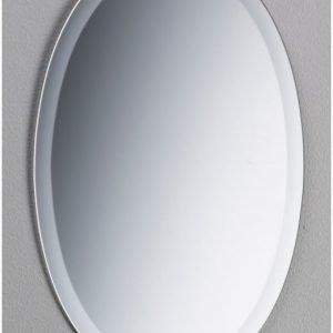 Kehyksetön peili Cecilia 3 soikea 295x475 mm