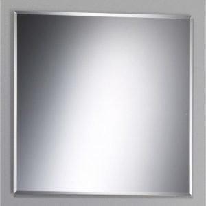 Kehyksetön peili fasetti 600x600 mm
