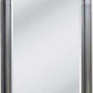 Kehyspeili Romantica hopea 201-10 780x1080 mm kohokuviolla