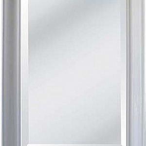 Kehyspeili Romantica valkoinen 2258 800x1100 mm kohokuviolla