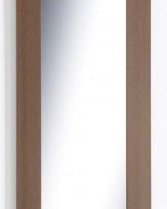 Kehyspeili leveä pähkinä 460x1760 mm