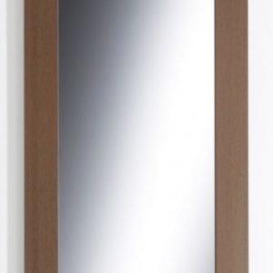 Kehyspeili leveä pähkinä 560x1160 mm