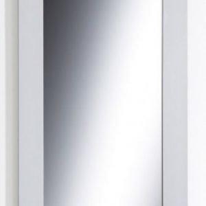Kehyspeili leveä valkoinen 560x1160 mm