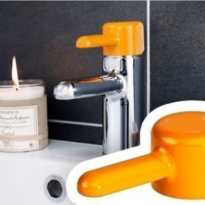 Keittiöhanan vipu Gustavsberg Logic oranssi