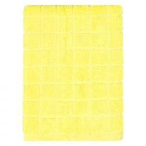 Koodi Bath Kylpypyyhe Keltainen 70x140 Cm