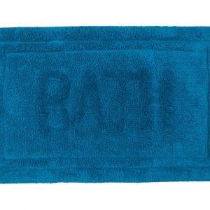 Koodi Big Bath Kylpyhuonematto Sininen 50x80 Cm