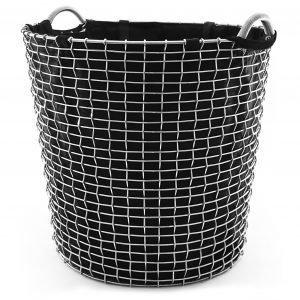 Korbo Pyykkipussi Musta 65 L