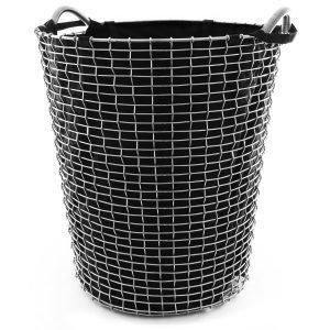 Korbo Pyykkipussi Musta 80 L