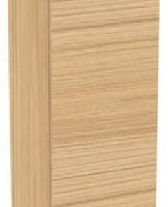 Korkea kaappi Gustavsberg Artic 4870 Natural Oak 350x1630x370 mm