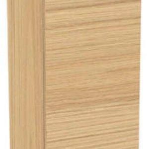 Korkea kaappi Gustavsberg Artic 4870 Natural Oak 350x1630x370 mm