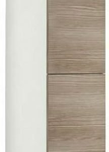 Korkea kaappi Gustavsberg Logic 1870 Woody Grey 300x350x1700 mm