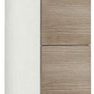 Korkea kaappi Gustavsberg Logic 1870 Woody Grey 300x350x1700 mm
