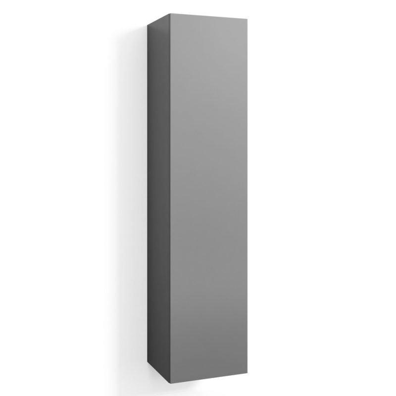 Korkea kaappi Svedbergs Forma/Stil 172x40x35 cm harmaa
