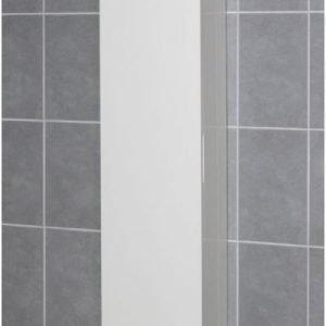 Korkea kaappi Tammiholma PV-30 30x150 cm valkoinen