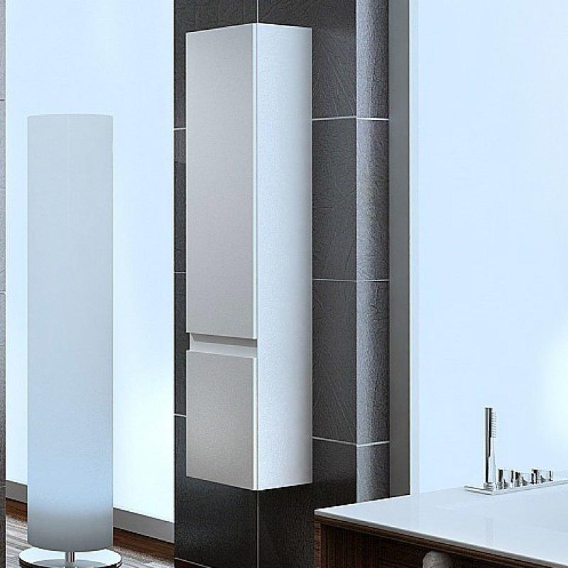 Korkeakaappi Otsoson Element 300 300x1600x386 mm valkoinen
