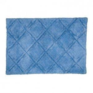 Kotikulta Kylpyhuonematto 50x70cm Sininen