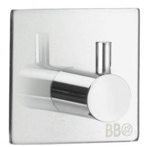 Koukku Smedbo B design 1105 tarrakiinnitteinen