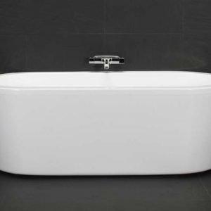 Kylpyamme Deep R 1500 680x1465 mm akryyli valkoinen
