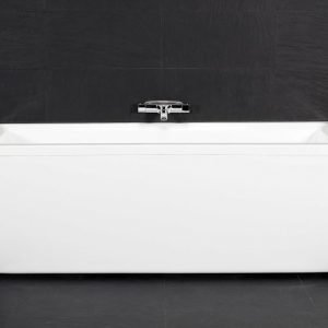 Kylpyamme Deep SQ 1800 800x1775 mm akryyli valkoinen