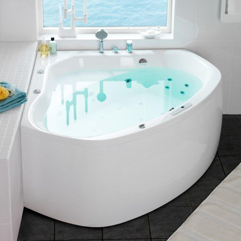 Kylpyamme Hafa Aqua 140 Corner