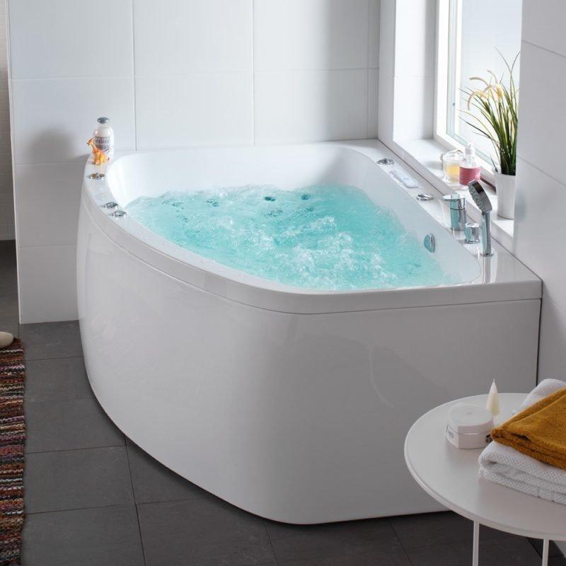 Kylpyamme Hafa Aqua 160 Duo Oikea