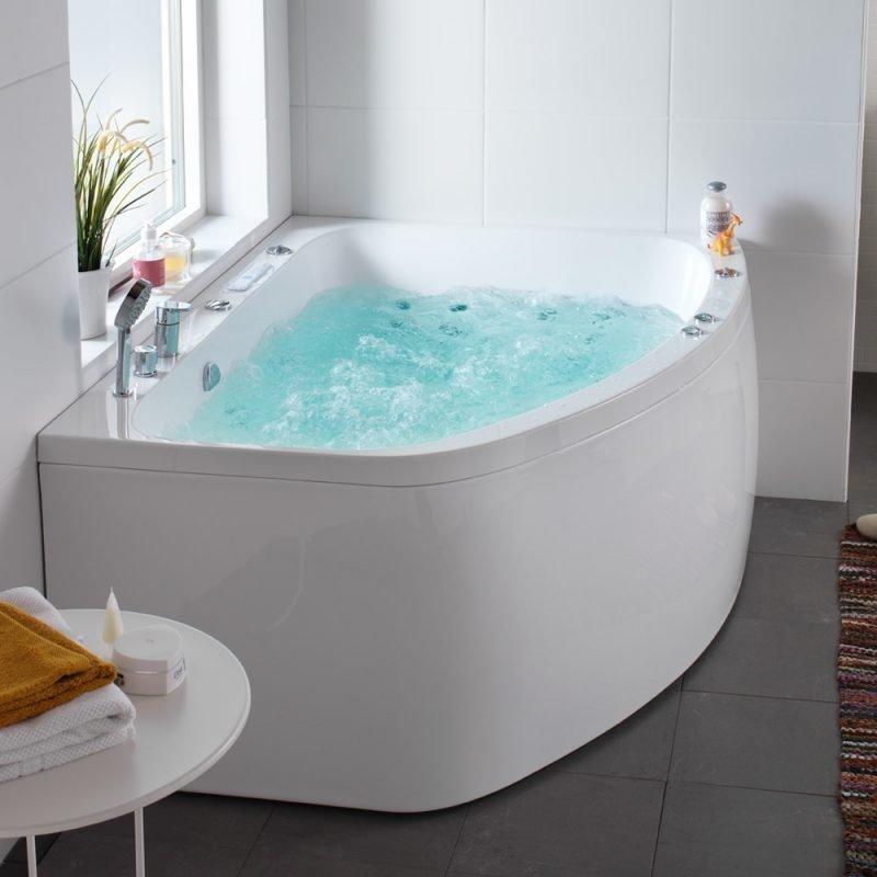 Kylpyamme Hafa Aqua 160 Duo Vasen