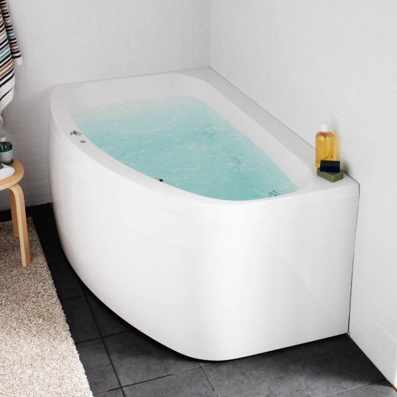 Kylpyamme Hafa Aqua 160 Oikea