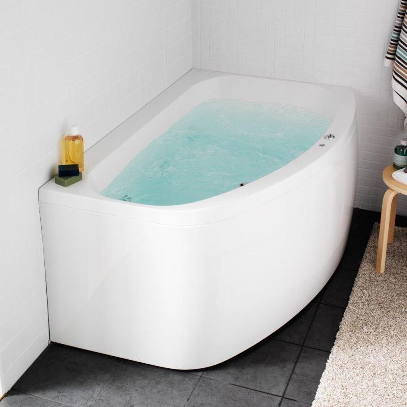 Kylpyamme Hafa Aqua 160 Vasen