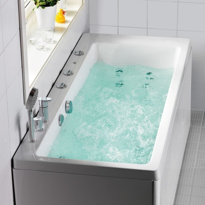 Kylpyamme Hafa Lime