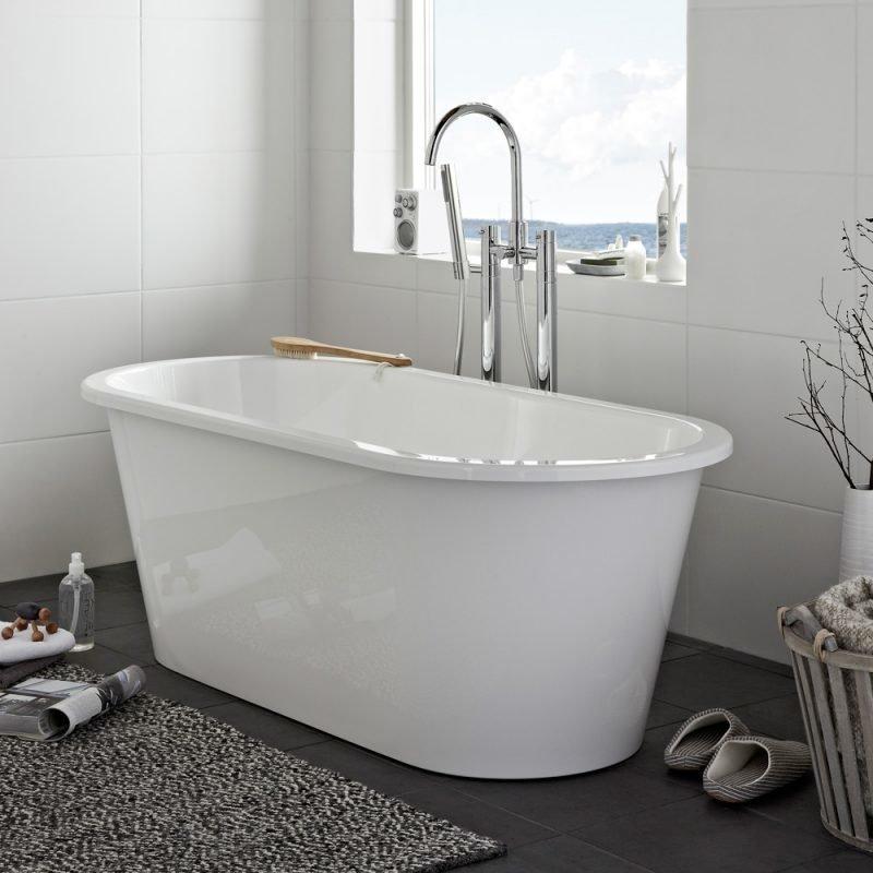 Kylpyamme Hafa Original 1600 valumarmori