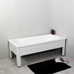 Kylpyamme Noro Fix 1500 emali puolimittaisella levyllä