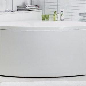 Kylpyamme Noro Round 140 1400x1400x675 mm akryyli valkoinen