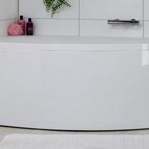 Kylpyamme Noro Soft 1600x1000x650 mm oikea akryyli valkoinen