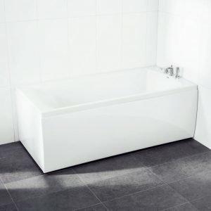 Kylpyamme Svedbergs Z160 160x75 cm akryyli valkoinen