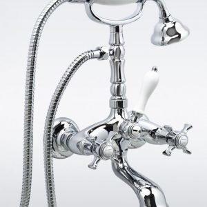 Kylpyammehana Canova 96929 kromi suihkulla