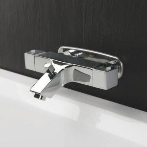 Kylpyammehana Motion termostaatilla cc 150 mm kromi