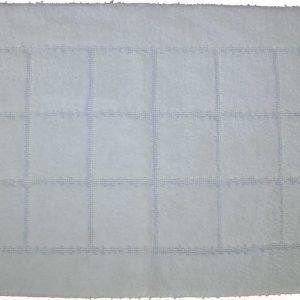 Kylpyhuonematto Ridder Delhi 50x80 valkoinen