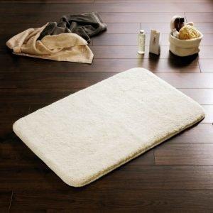 Kylpyhuonematto Ridder Istanbul 60x90 valkoinen
