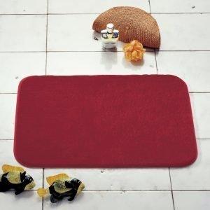 Kylpyhuonematto Ridder Palma 60x90 punainen