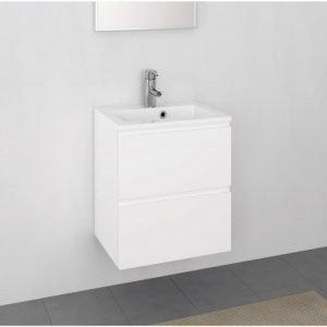 Kylpyhuoneryhmä Otsoson Minimeri 500 500x390 mm valkoinen