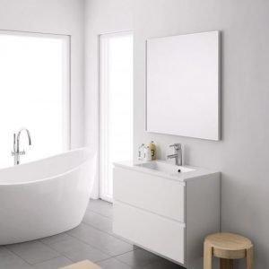 Kylpyhuoneryhmä Otsoson Minimeri 800 800x390 mm valkoinen