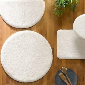 Kylpyhuonesarja Valkoinen