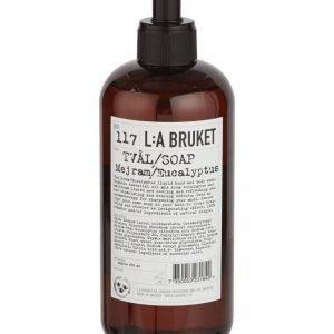 L:A Bruket No 117 Marjoram/Eucalyptus Nestesaippua 450 ml