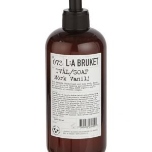L:A Bruket No 73 Dark Vanilla Nestesaippua 450 ml